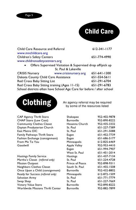 Dakota County Detox by Resource Guide