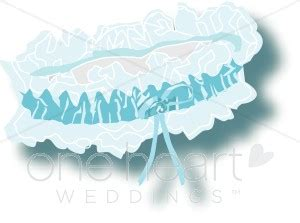 Wedding Garter Clip by Wedding Garter Clipart Bridal Accessories Clipart