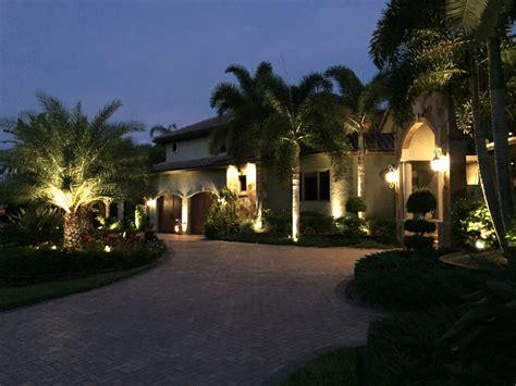 landscape lighting naples fl outdoor landscape lighting contractor naples bonita