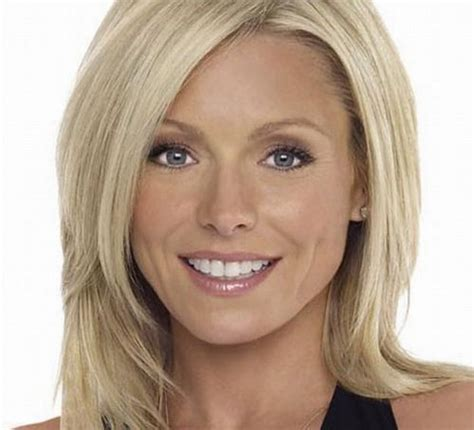 kelly ripa grey hair 52 best images about kelly ripa on pinterest casual