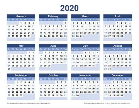 beautiful printable yearly calendar  calendar