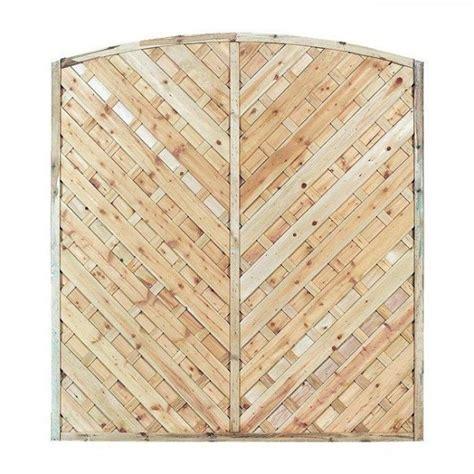 Shaped Fence Panels Elite St Lunairs Fence Panel Decorative Fence Panels
