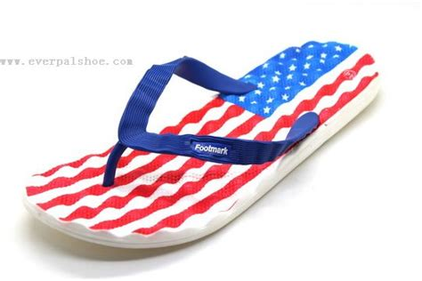 american flag slippers usa flag health slippers wholesale