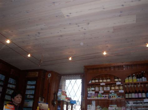 controsoffitti in legno bianco cheap soffitto in larice olio bianco with soffitti in