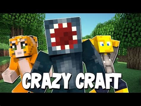 minecraft crazy craft  nodding prisioner