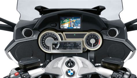 bmw motorrad technology in detail navigation