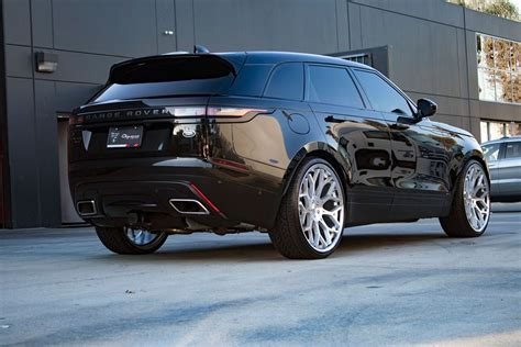 land rover velar custom wheels range rover velar with giovanna wheels essential