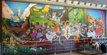 murals at denver airport denver mural7 denver airport murals denver colorado denver airport denver colorado