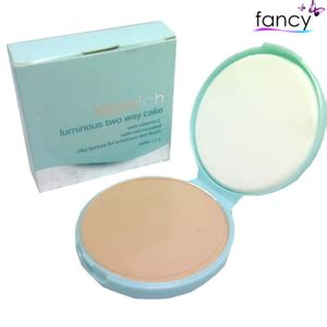 Wardah Luminous Two Way Cake Ivory jual wardah luminous two way cake refill fancy grosir