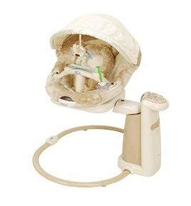 graco sweetpeace swing reviews graco sweetpeace newborn soothing center shespeaks reviews