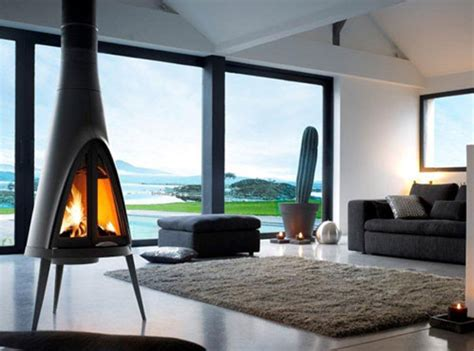 Malm Fireplace Canada by 15 Hanging And Freestanding Fireplaces To Keep You Warm