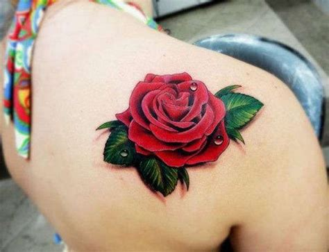 3d rose tattoos 64 amazing 3d tattoos that will your socks