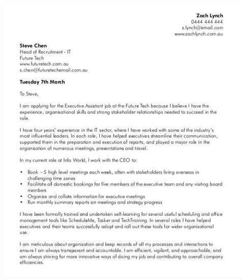 simple cover letter template 36 free sle exle