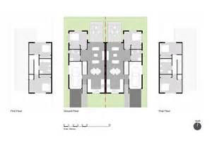 floor plans for semi detached houses 2 bedroomed semi detached house plans house plans