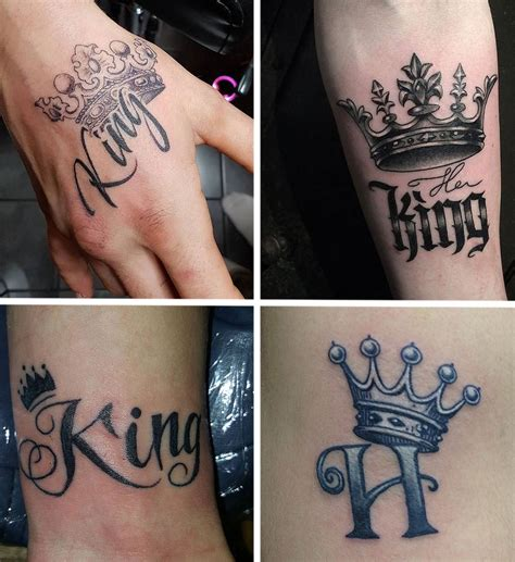 kings tattoo best king and tattoos to try in 2019 crown tattoos