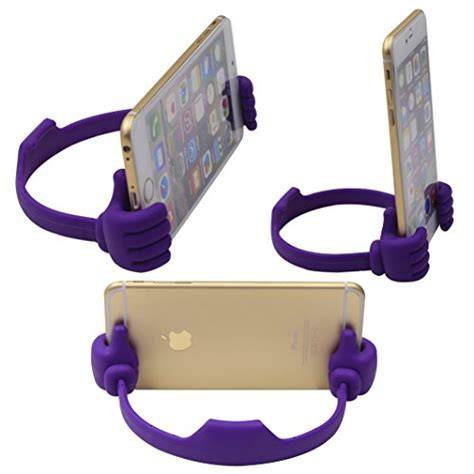 cute cell phone holder for desk honsky cute fun thumbs up adjustable flexible cell phone
