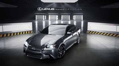 lexus ads lexus revs up caign to launch the all new gs digital