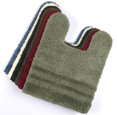 Contour Bathroom Rugs Contour Non Skid Bath Rug Make Your Bathroom Safe At Kmart And Sears