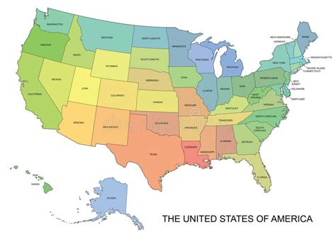 united states map without names map of united states without states blank us map united