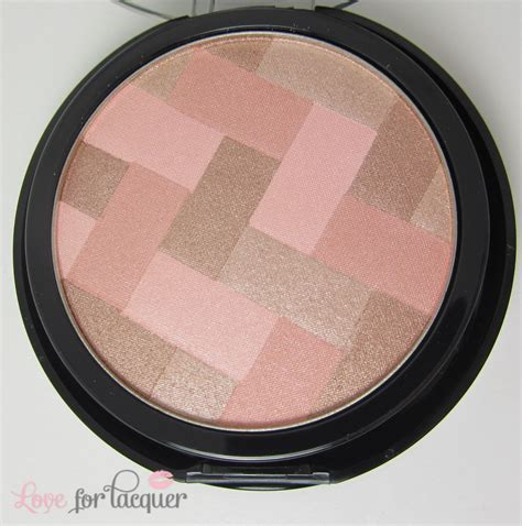 Maybelline Highlight maybelline master hi light by facestudio hi lighting blushes swatches review for lacquer