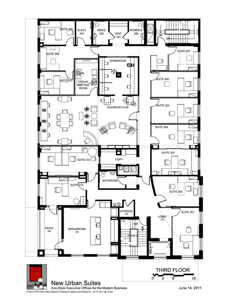 Layout Plan Difference | our 3rd floor office floor plans are totally different
