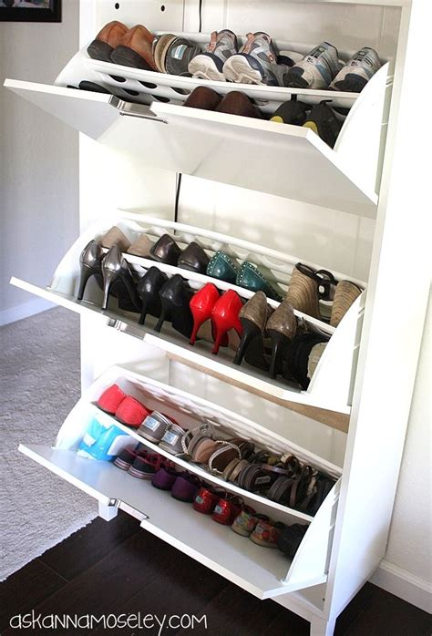 organize shoes 4573 best images about top organizing on