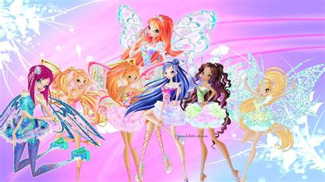 Cycle 8 Preview by Winx Club My Season 8 Bloom Tecnix Preview Test
