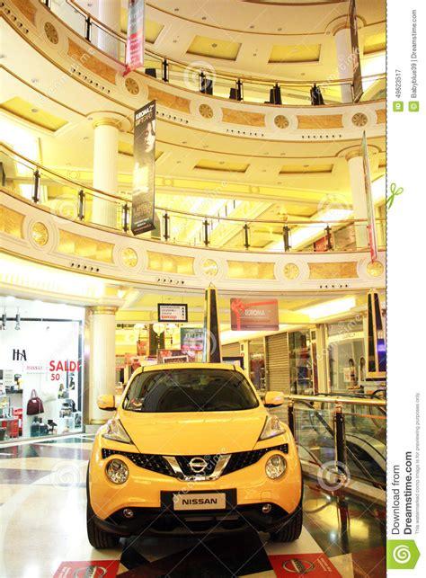 car   mall editorial photography image  shirt