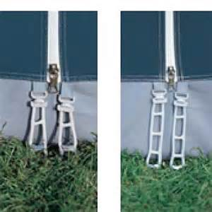 Dometic Awning Replacement Instructions Ladder Fixing Straps Pk10 Accessories For Dorema Awnings