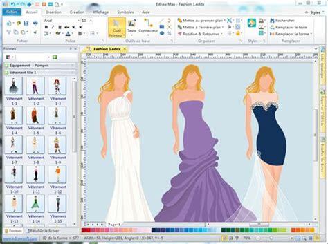 Software Buat Baju fitinline mendesain baju dengan software edraw max
