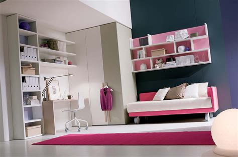 Bedroom Designs For Teenage Girls | 13 cool teenage girls bedroom ideas digsdigs
