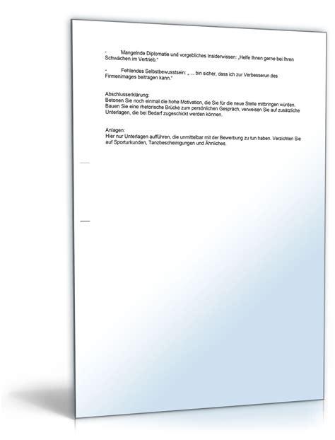 Anschreiben Bewerbung Muster Initiativ anschreiben initiativbewerbung muster zum