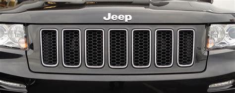 2012 Jeep Grand Grill Inserts 2012 Srt8 Jeep Grand Grill Mopar 1ty96tzzae