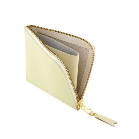 Comme De Garcons Knot Handbag Wallets by Comme Des Garcons Wallet S Sa3100 Wallet White