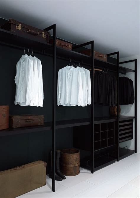 Walk In Wardrobe Fittings Diy by Top 25 Best Industrial Closet Ideas On