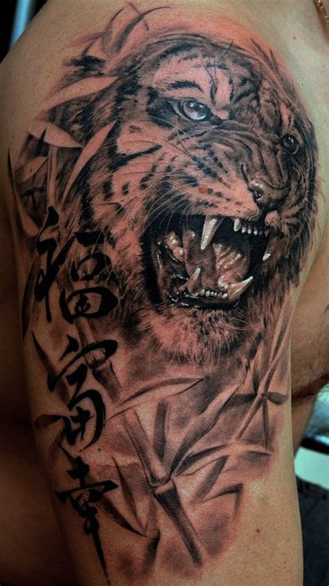 tattoo images tiger 50 amazing tiger tattoos design incredible snaps