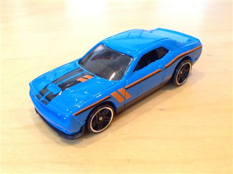 Hotwheels Dodge Challanger julian s wheels 15 dodge challenger srt hellcat 2016 then and now