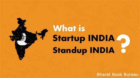 Startup India Standup India Essay by 12 Plans From The Startup India Event Bharat Book Bureau
