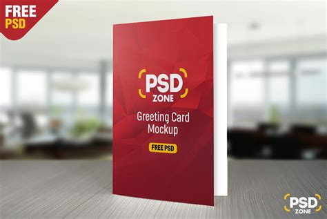 greeting card template psd free greeting card mockup psd psd