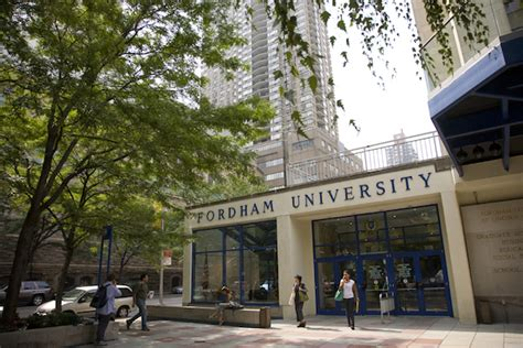 Fordham Mba by How Ms Programs Remade Fordham Page 2 Of 3