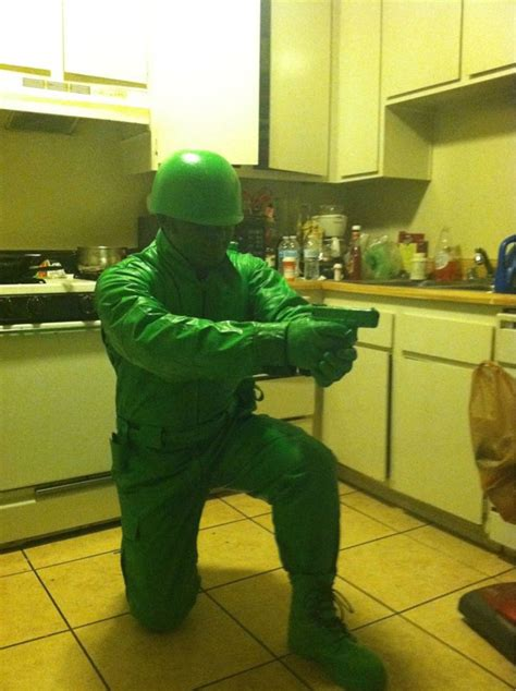 plastic green army man pictures   images