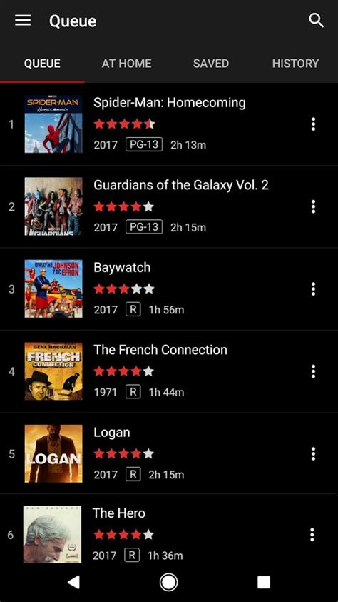 Play Store Netflix Dvd Netflix Android Apps On Play