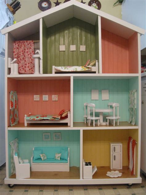 make your own monster high doll house barbie dollhouse in the making for the kiddos