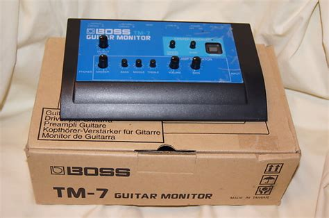 Monitor Vocal tm 7 guitar monitor vocal remover pedal reverb