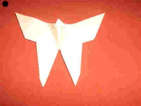 gambar cara membuat origami 3d origami rama rama epkhas