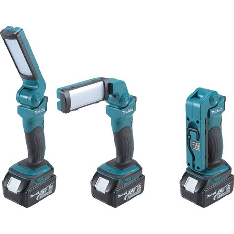 makita cordless drill with light other power tools makita dml801 cordless job site light