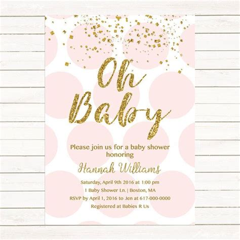 Baby Shower Invitation Card Ideas by 25 Best Ideas About Baby Shower Invitations On