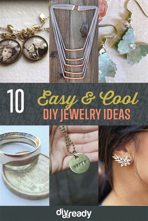 Easy Accessories Diy cool easy diy jewelry ideas diy projects craft ideas