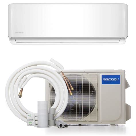 Ac Lg Second ramsond 9 500 btu 3 4 ton ductless duct free mini