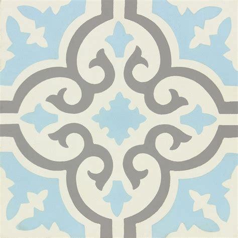 Charmant Cuisine Chez Leroy Merlin #6: carreau-de-ciment-belle-epoque-decor-elise-gris-bleu-et-blanc-l-20-x-l-20-cm.jpg
